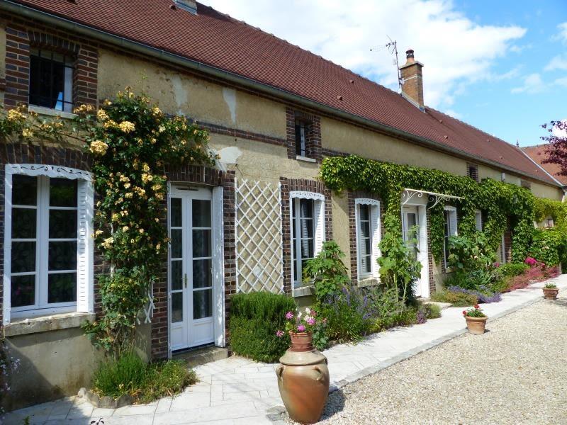 Sale house / villa Boeurs en othe 322000€ - Picture 2