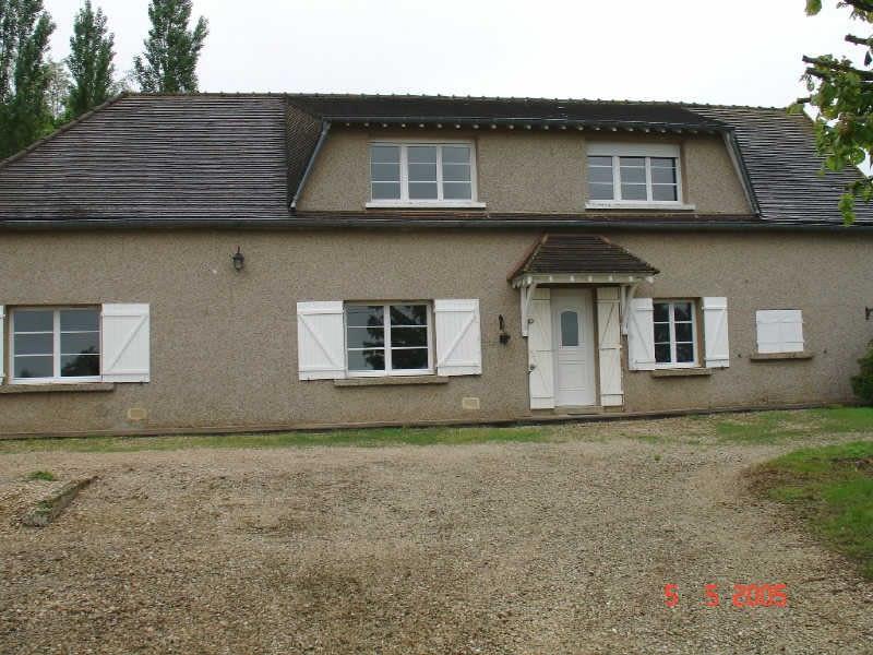 Vente maison / villa Neuvy-sautour 167000€ - Photo 7