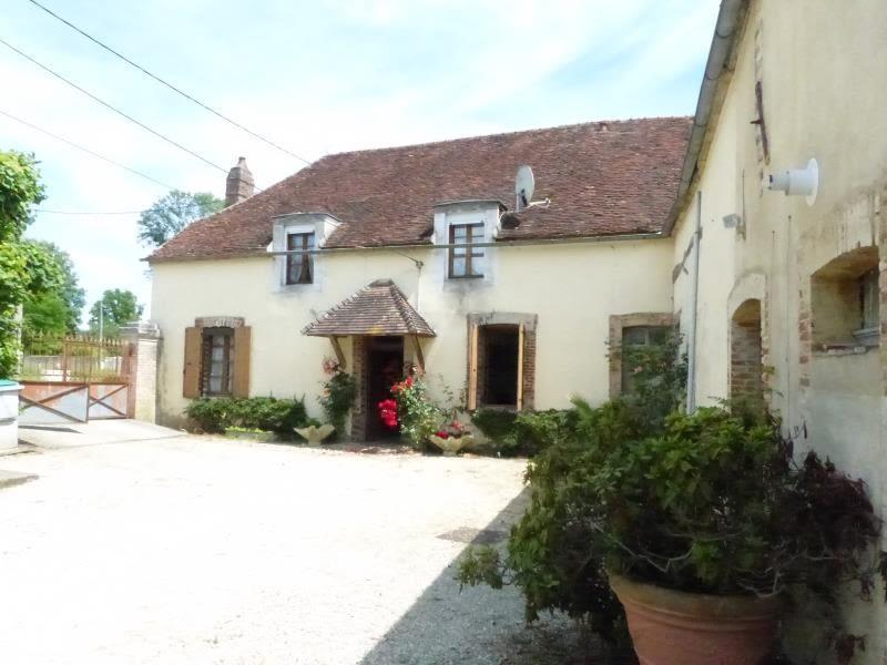 Sale house / villa Percey 96000€ - Picture 1