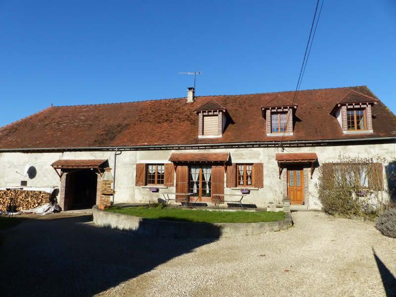 Sale house / villa Neuvy sautour 168000€ - Picture 1
