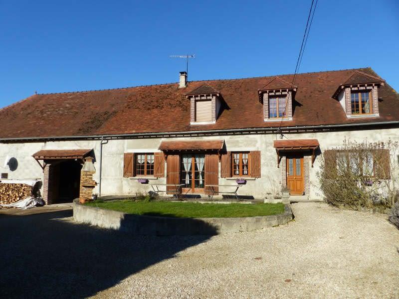 Sale house / villa Neuvy sautour 168000€ - Picture 10