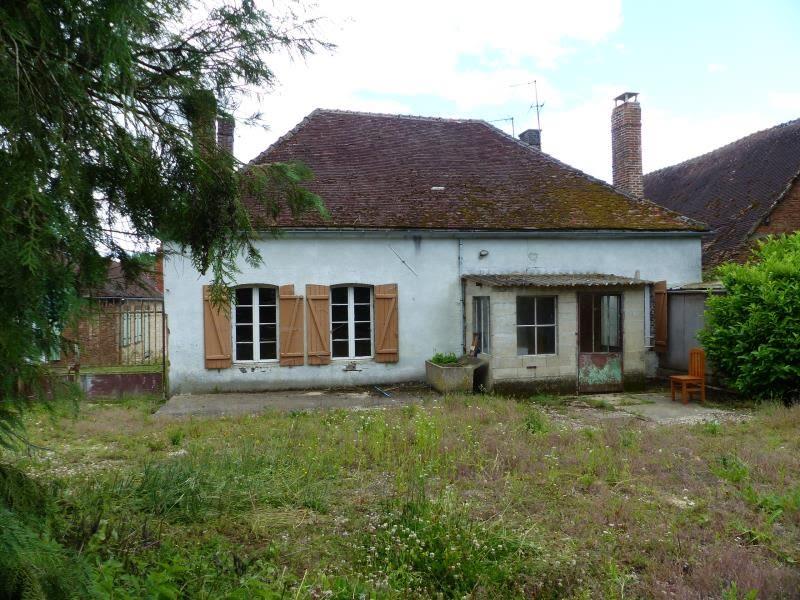 Sale house / villa Neuvy sautour 71000€ - Picture 7