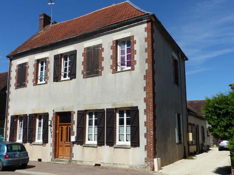 Vente maison / villa Neuvy sautour 99000€ - Photo 1
