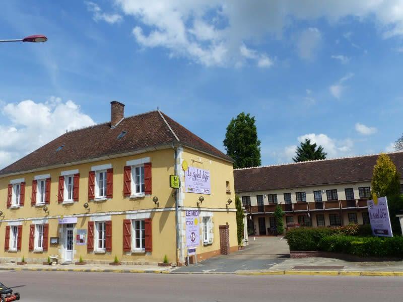 Vente de prestige immeuble Auxerre 320000€ - Photo 1