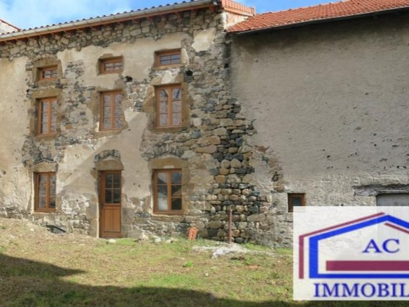 Vente maison / villa Retournac 60 000€ - Photo 2