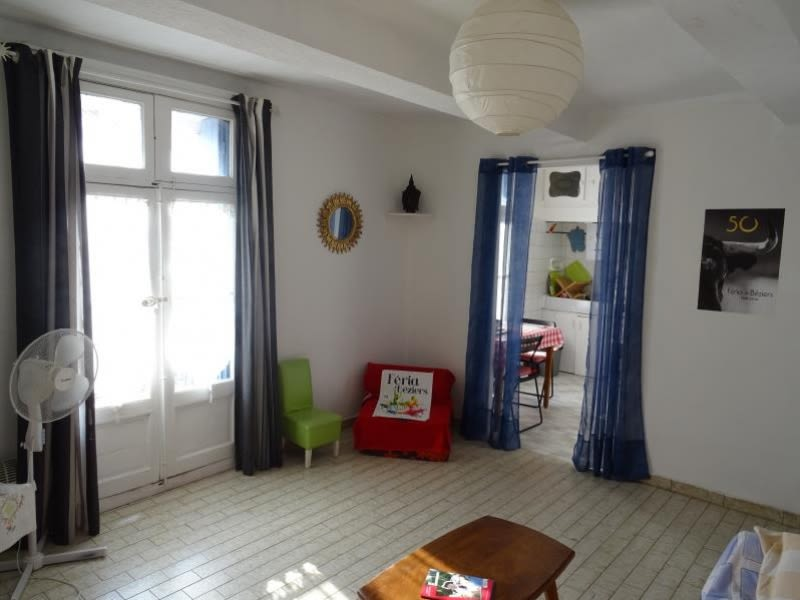 Sale apartment Beziers 59 000€ - Picture 2