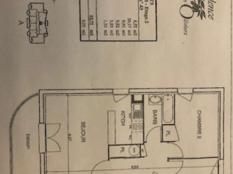 Vente appartement Beziers 119000€ - Photo 4