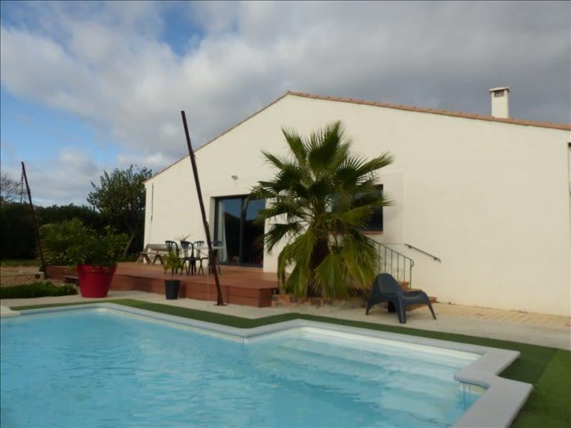 Sale house / villa Sauvian 345000€ - Picture 4