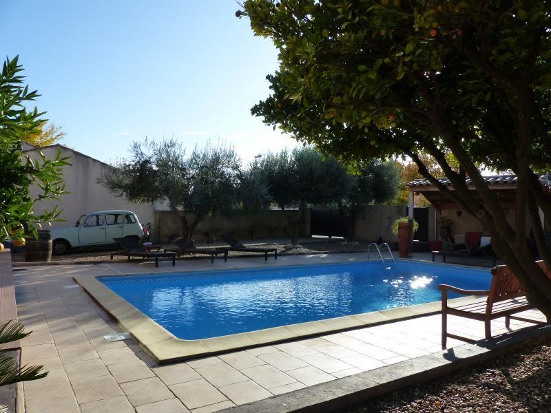 Vente maison / villa Boujan sur libron 365000€ - Photo 3