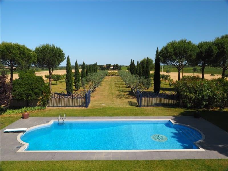 Deluxe sale house / villa Servian 884000€ - Picture 4