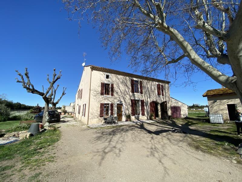 Vente maison / villa Beziers 850000€ - Photo 1