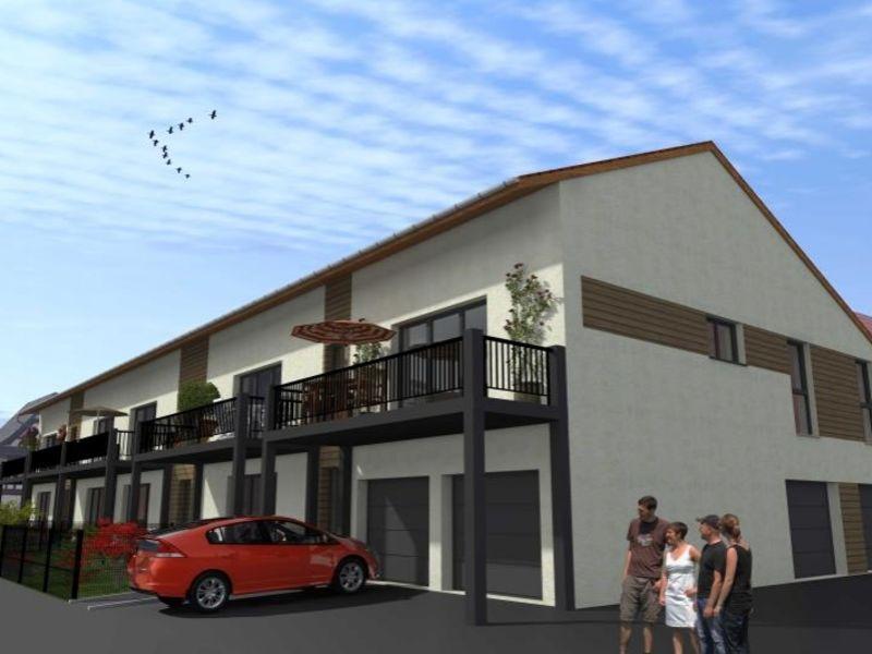 Vendita appartamento Eckwersheim 229000€ - Fotografia 3