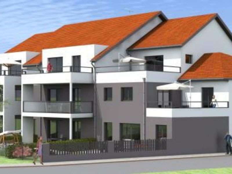 Vendita appartamento Kolbsheim 211000€ - Fotografia 2
