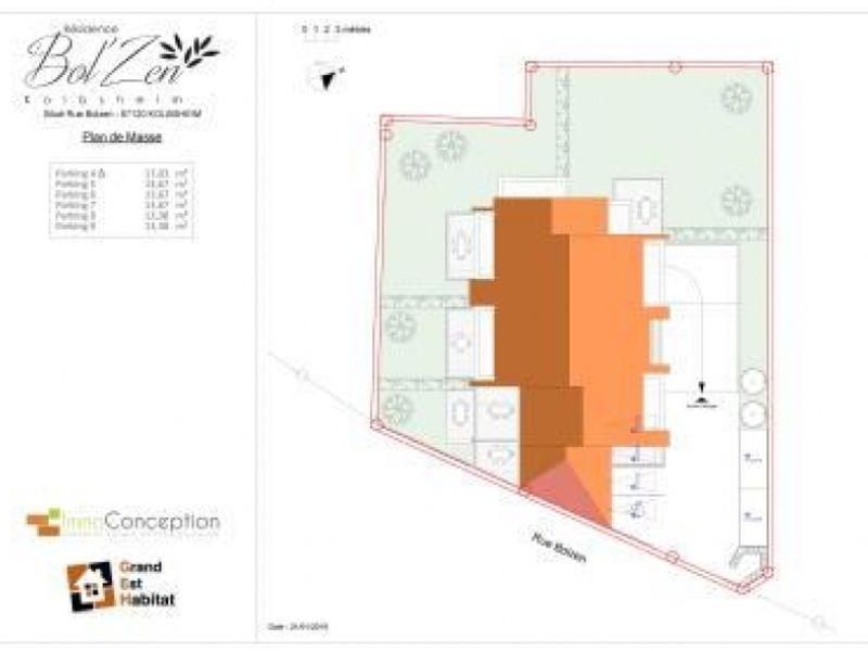 Vendita appartamento Kolbsheim 211000€ - Fotografia 3