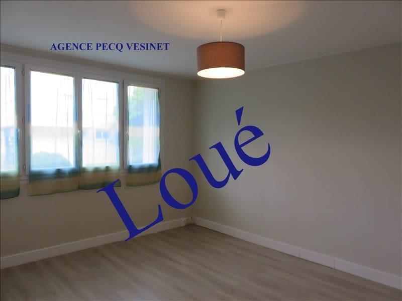 Location appartement Le pecq 1011€ CC - Photo 1