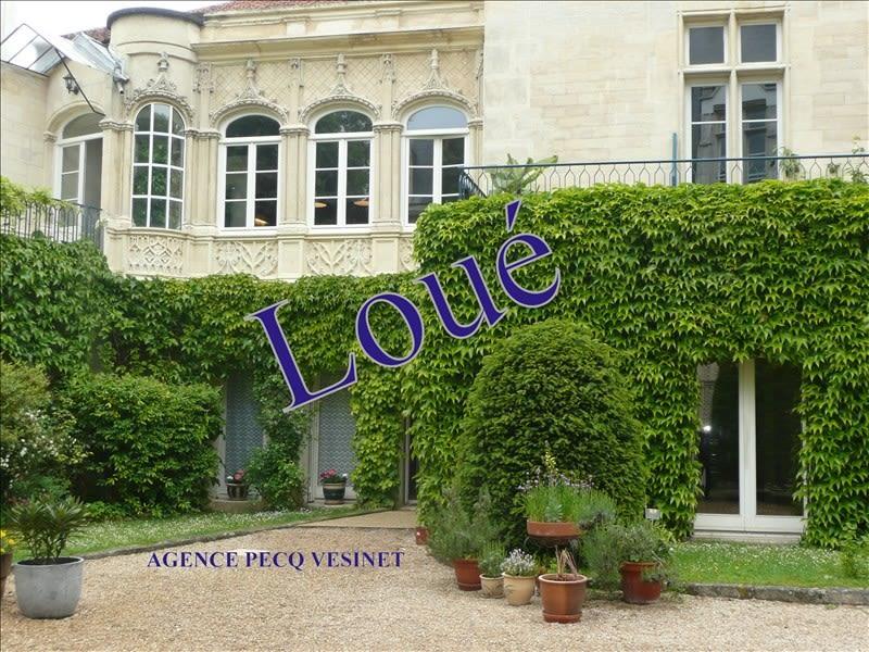 Location appartement Le pecq 3650€ CC - Photo 1