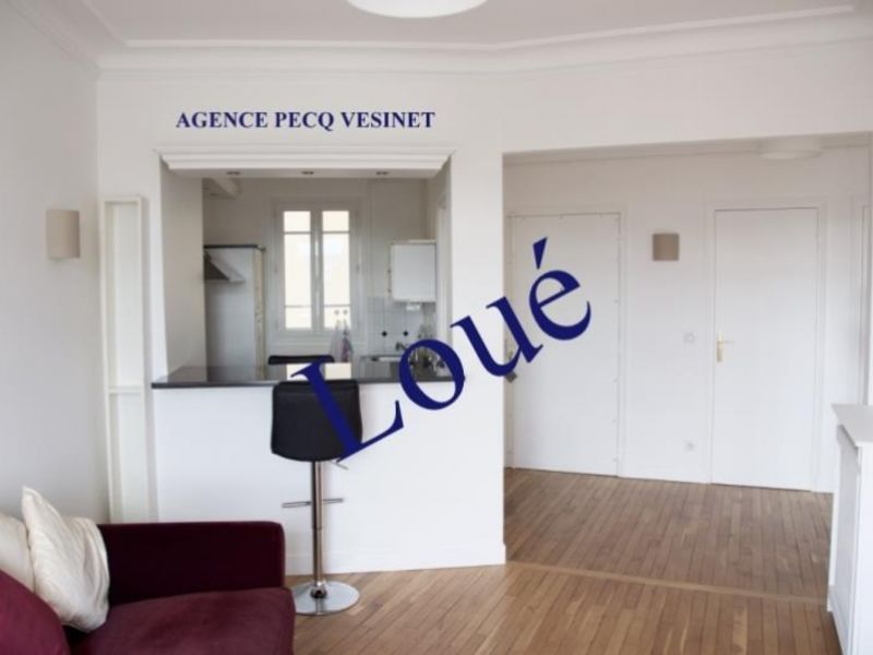 Location appartement Le pecq 950€ CC - Photo 1