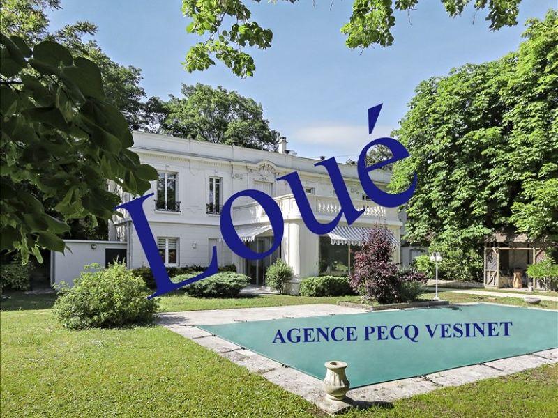 Location maison / villa Le vesinet 4700€ CC - Photo 1
