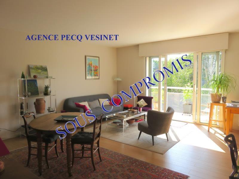Vente appartement Le pecq 480000€ - Photo 1