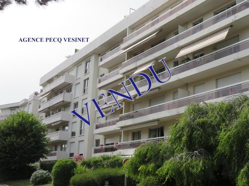 Vente appartement Le pecq 450 000€ - Photo 1