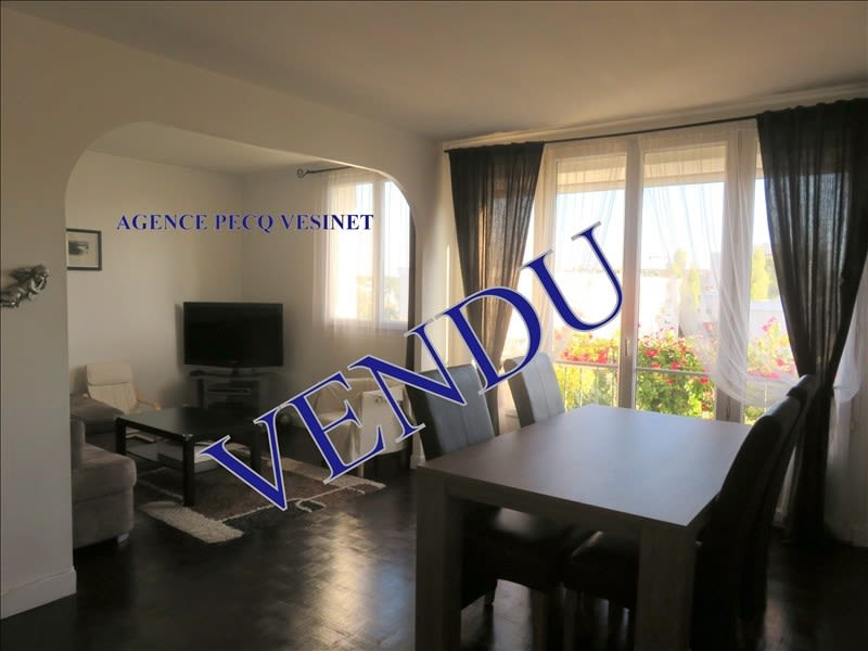 Vente appartement Le pecq 249 000€ - Photo 1