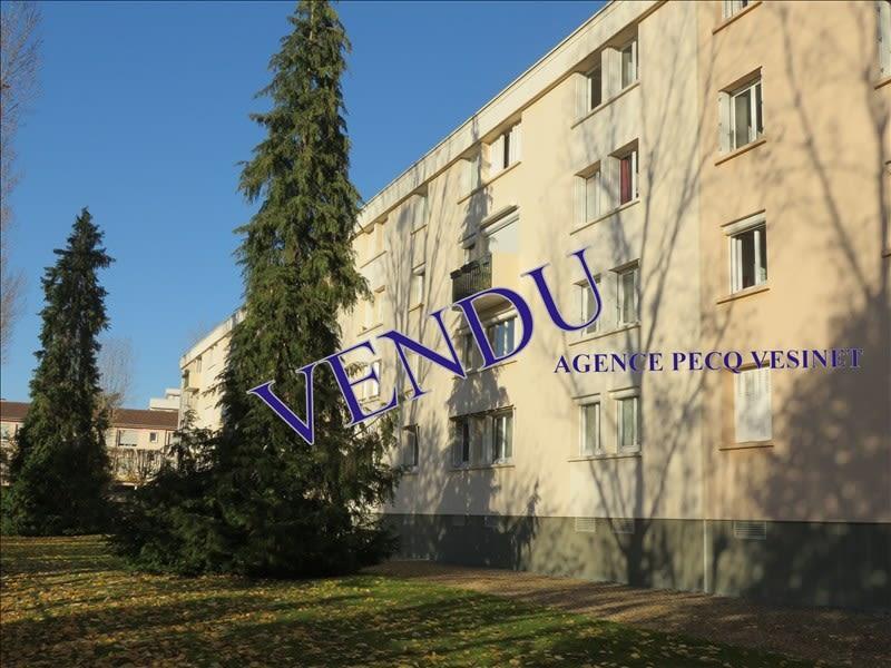 Vente appartement Le pecq 203000€ - Photo 1