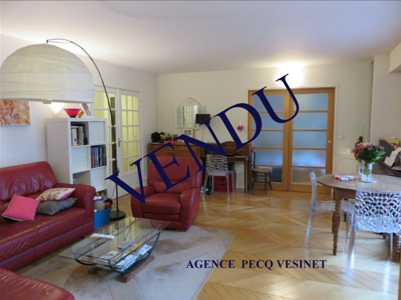 Vente appartement Le vesinet 524 000€ - Photo 1