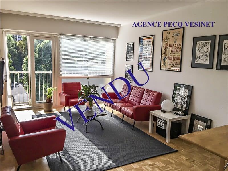 Vente appartement Le pecq 221000€ - Photo 1