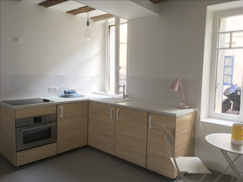 Rental apartment Mareil marly 590€ CC - Picture 2