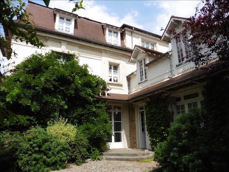 Rental house / villa Orgeval 5500€ CC - Picture 1