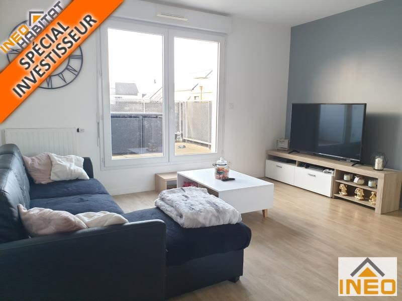 Vente appartement Bedee 121980€ - Photo 1