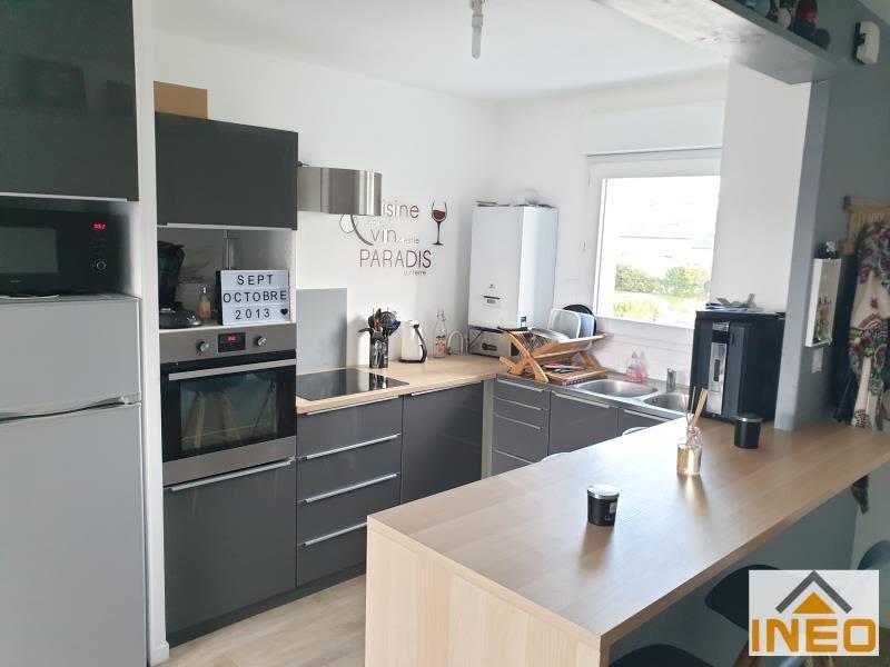 Vente appartement Bedee 121980€ - Photo 2