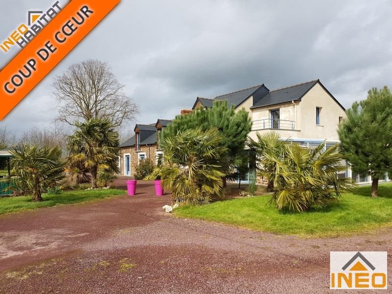 Vente maison / villa Gael 355300€ - Photo 1