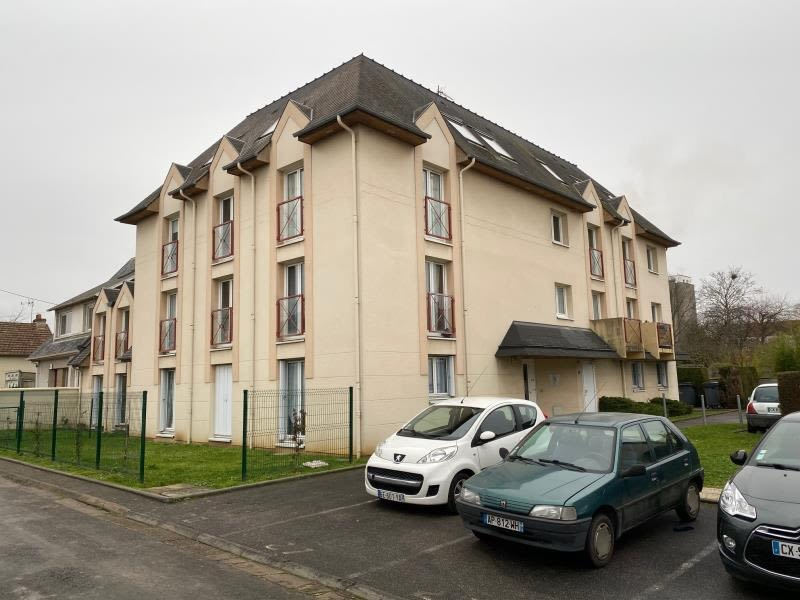 Location appartement Caen 425€ CC - Photo 2