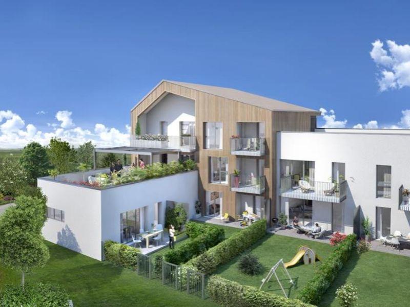 Sale apartment Giberville 167000€ - Picture 1