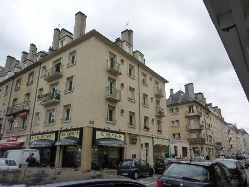 Rental apartment Caen 371€ CC - Picture 3
