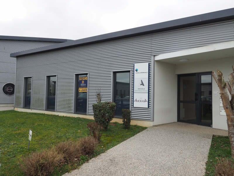 Location bureau Herouville st clair 683,33€ HC - Photo 1