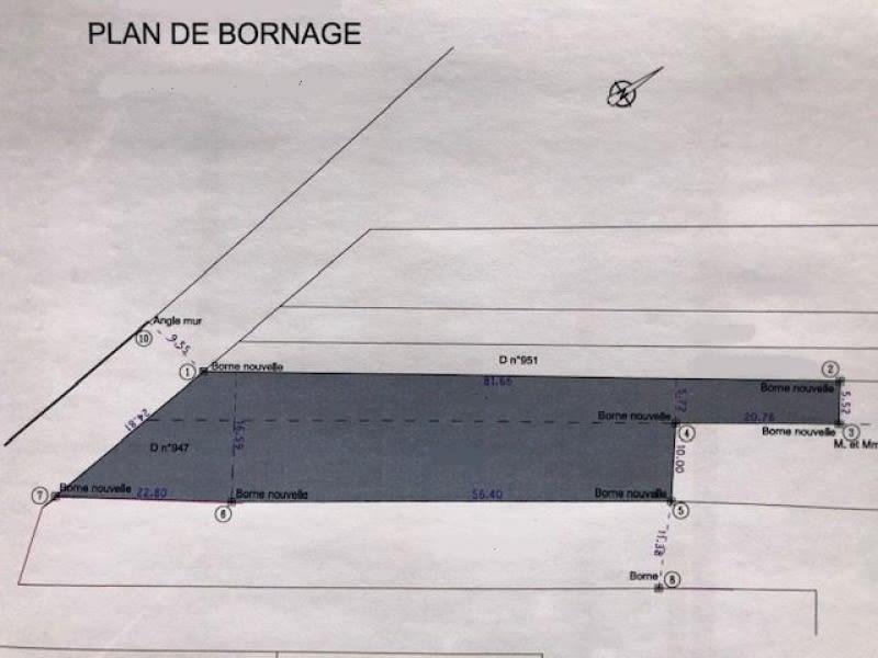 Vente terrain Jouy sur morin 60000€ - Photo 1