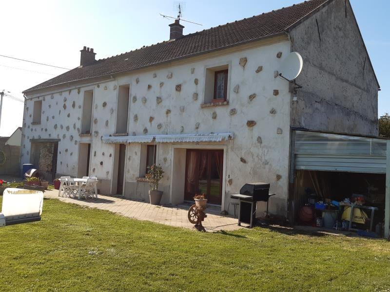 Sale house / villa Doue 240000€ - Picture 1