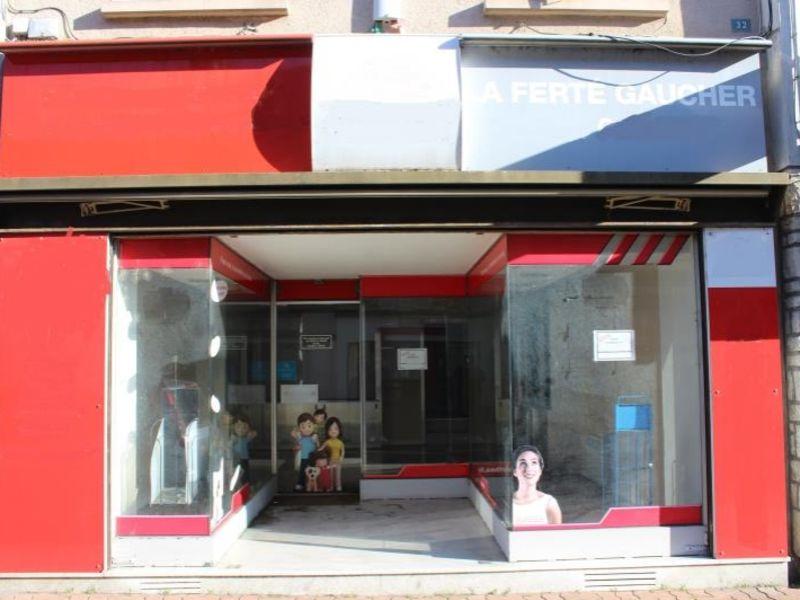 Location local commercial La ferte gaucher 690€ HC - Photo 1