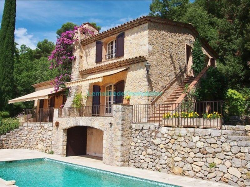 Vente maison / villa Le tignet 895000€ - Photo 1