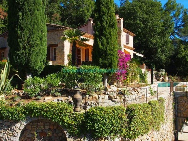 Vente maison / villa Le tignet 895000€ - Photo 2