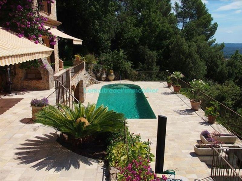 Vente maison / villa Le tignet 895000€ - Photo 3