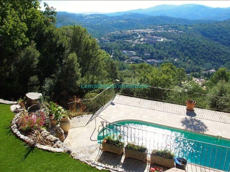 Vente maison / villa Le tignet 895000€ - Photo 6