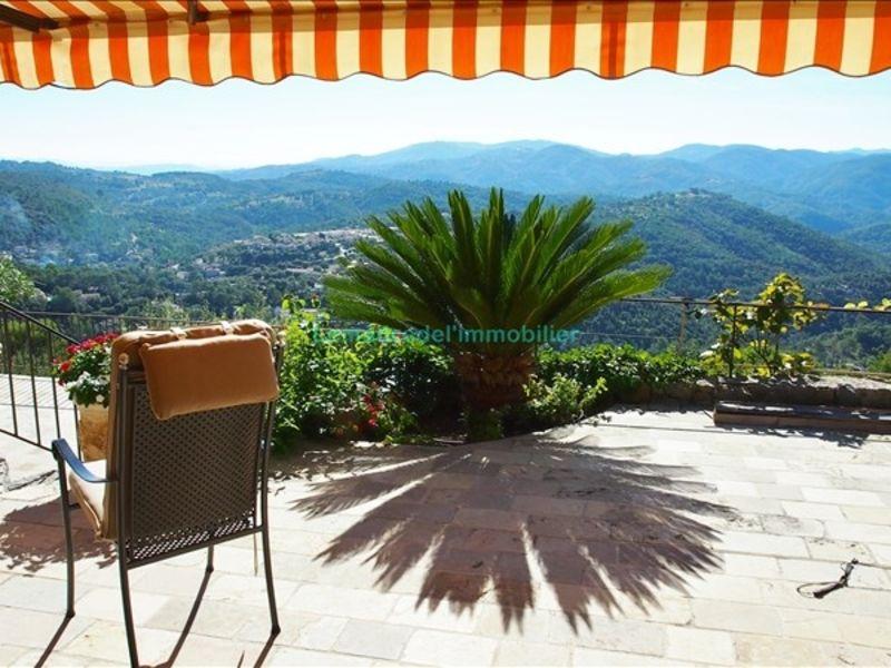 Vente maison / villa Le tignet 895000€ - Photo 7