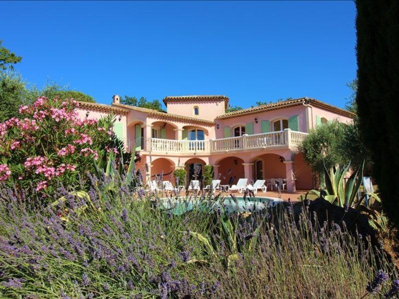 Vente maison / villa Saint cezaire sur siagne 722800€ - Photo 1