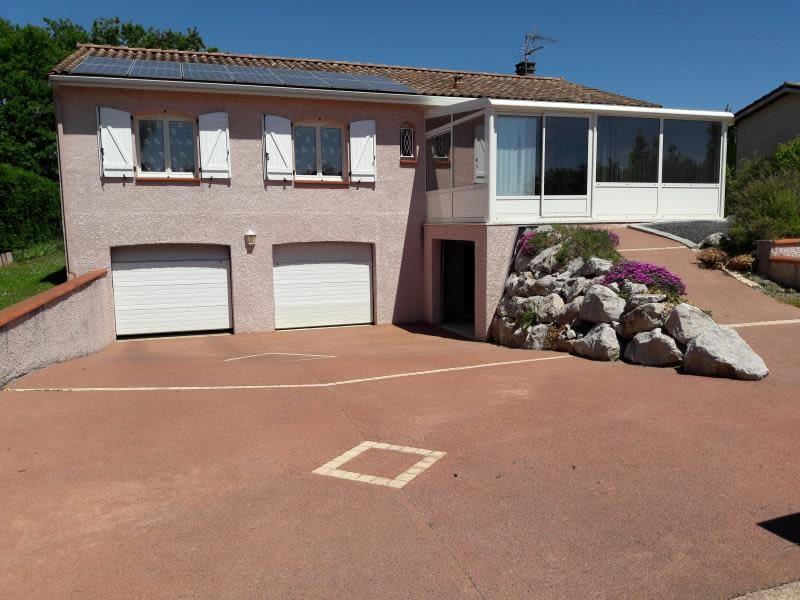 Vente maison / villa Bruguieres 383000€ - Photo 1
