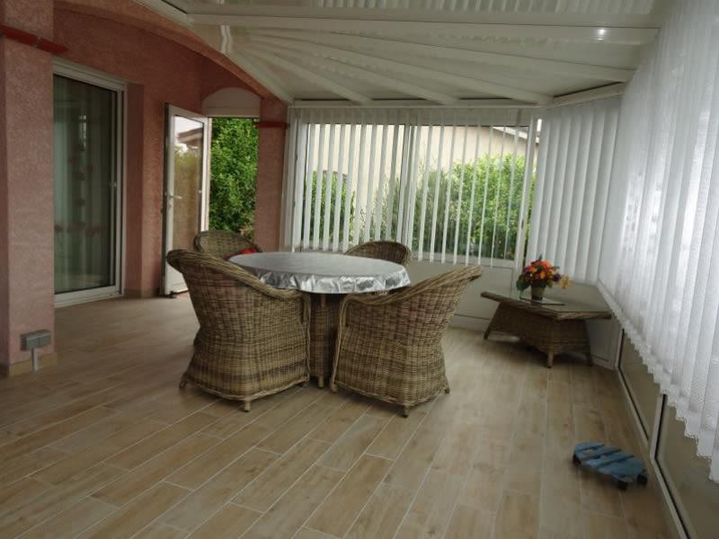 Vente maison / villa Bruguieres 383000€ - Photo 2