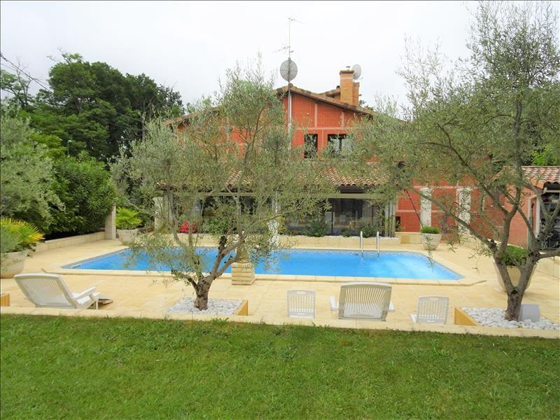 Vente maison / villa Aussonne 520000€ - Photo 1