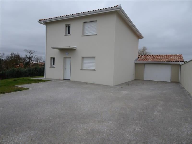Vente maison / villa St lys 283500€ - Photo 10
